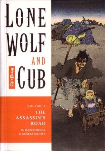 Lone_Wolf_manga