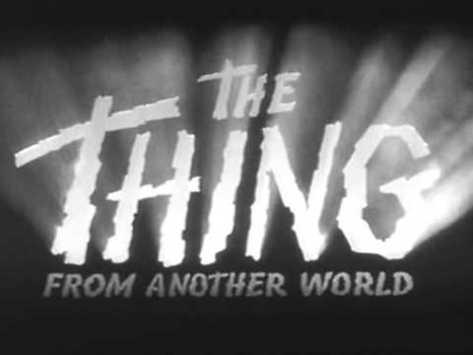 thethingopening