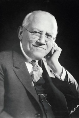 Carl Laemmle, President of Universal Studios