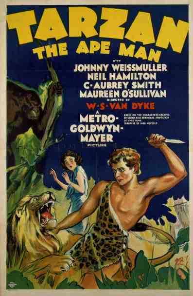 Tarzan_the_Ape_Man_1932_poster