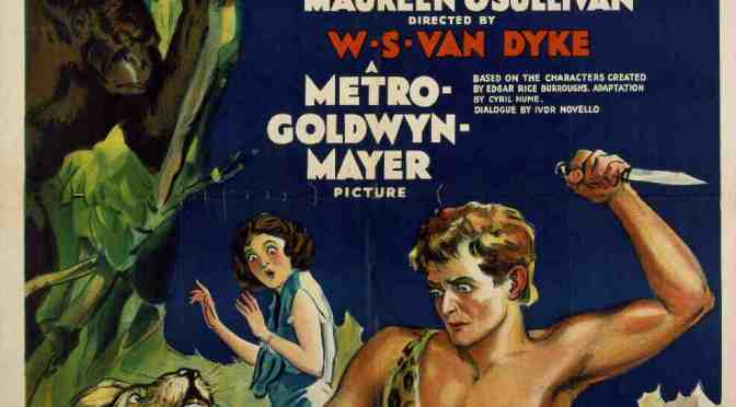 Tarzan, the Apeman (1932)
