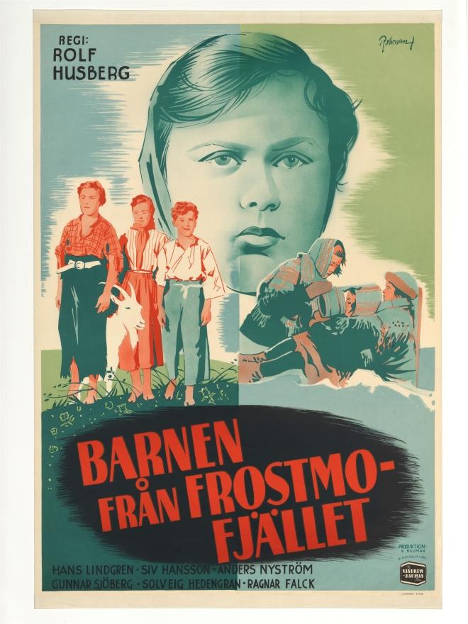 Barnen från Frostmofjället (1945) Filmografinr 1945/24