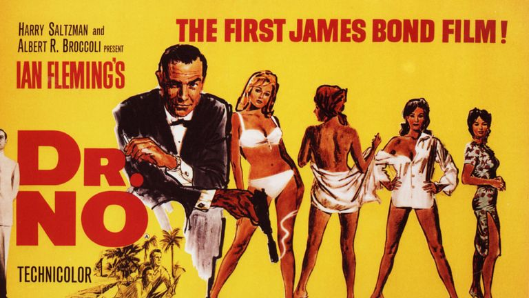 Bond-DrNo