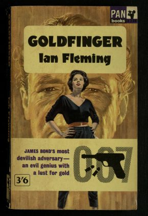 Goldfingerbok